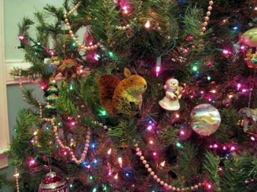 Buri Ornaments