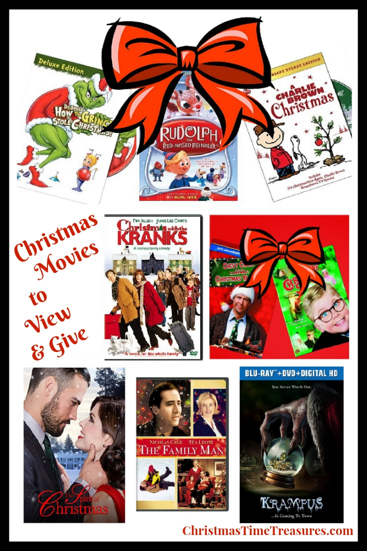 Christmas Movie Gifts
