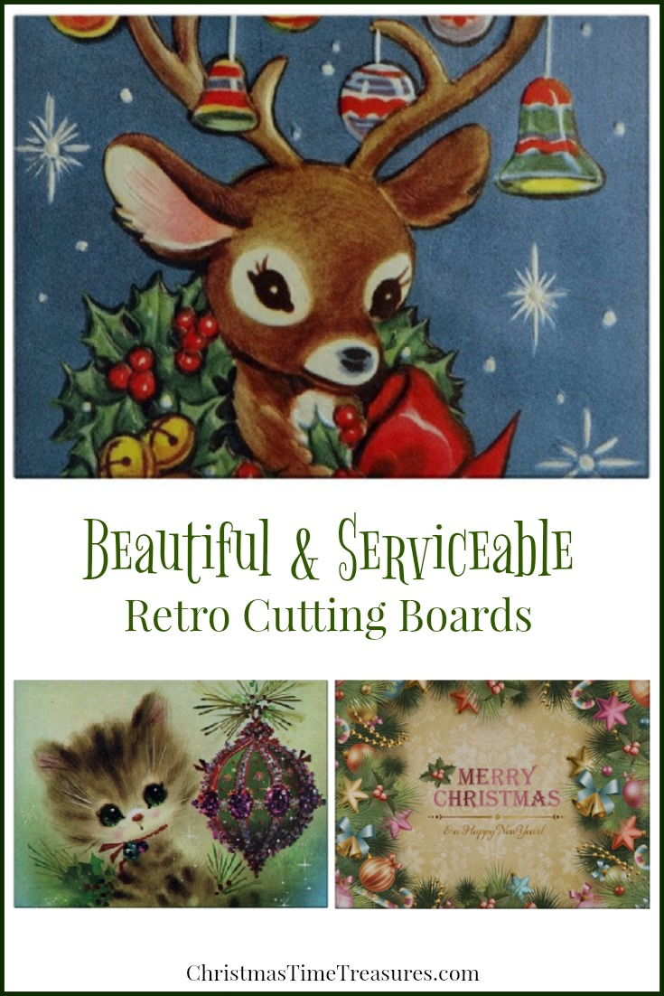 Christmas Holiday Cutting Boards
