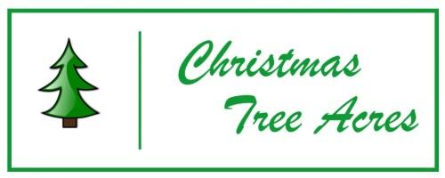 Christmas Tree Acres - Green logo