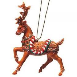 reindeer christmas ornamnet