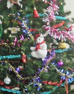 coca-cola polar bear christmas ornaments