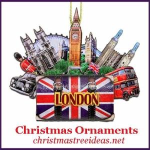 London Town Christmas Ornaments Christmas Tree Ideas Net