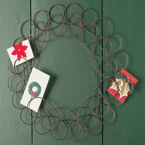 Find Christmas Card Holders Online Display Xmas Cards