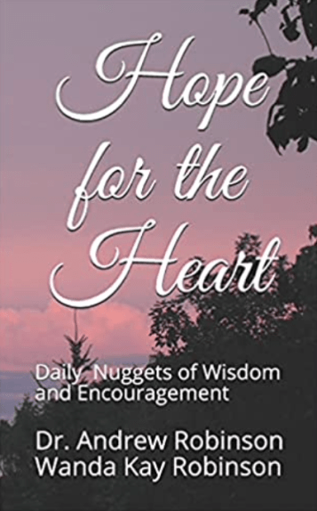 Cover of Hope for the Heart Book