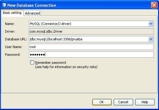 """Como crear un """"Pool de Conexiones"""" en NetBeans 6.0 usando Java Server Faces (JSF) y MySQL (5/6)"""