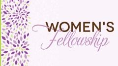 Women's Fellowship meets Sunday