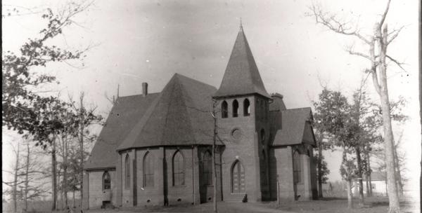 Old Christ Moravian
