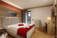 Hotel Tevini Val di Sole Doppelzimmr
