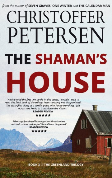 The Shaman's House (Konstabel Fenna Brongaard #3)