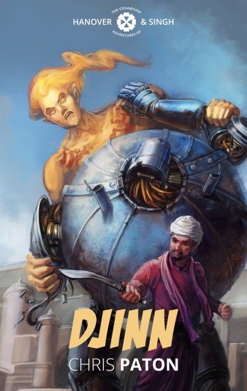 Djinn (The Adventures of Hanover and Singh #4)