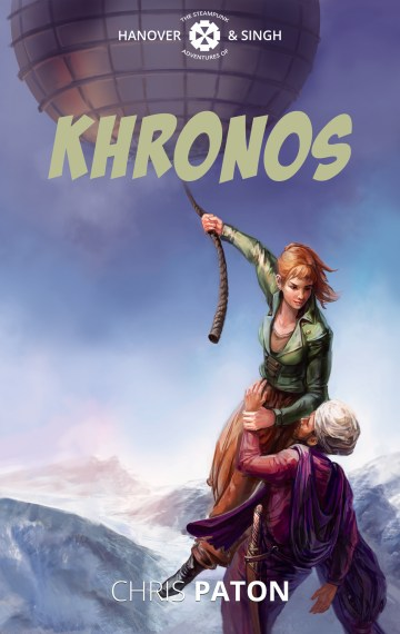 Khronos (The Adventures of Hanover and Singh #3)