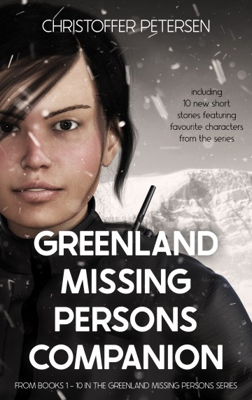 Greenland Missing Persons Companion (Books 1-10)