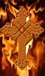 Christogenea Fire Cross