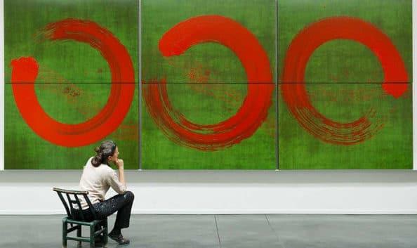 Enso signification e1540636932153 - Enso cercle japonais : invitation à la méditation