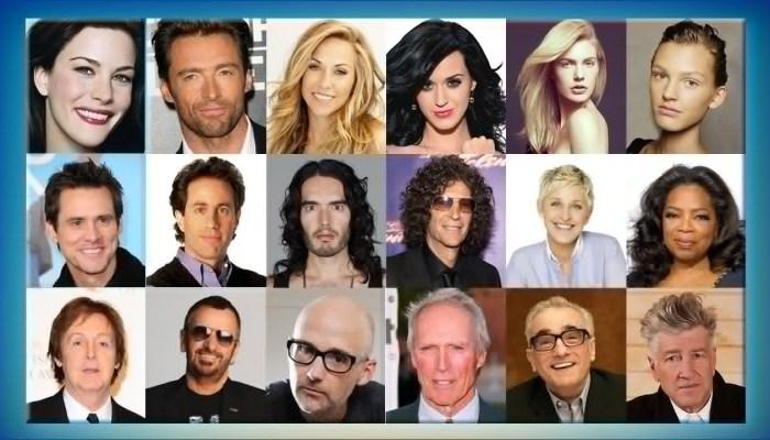 Célébrités Qui Méditent