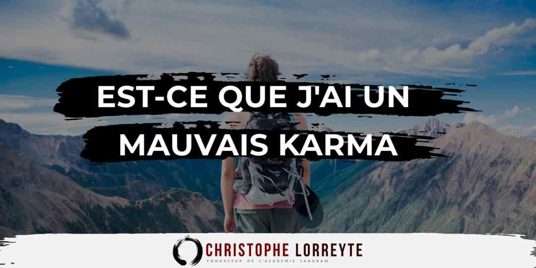Changer votre karma - Accueil