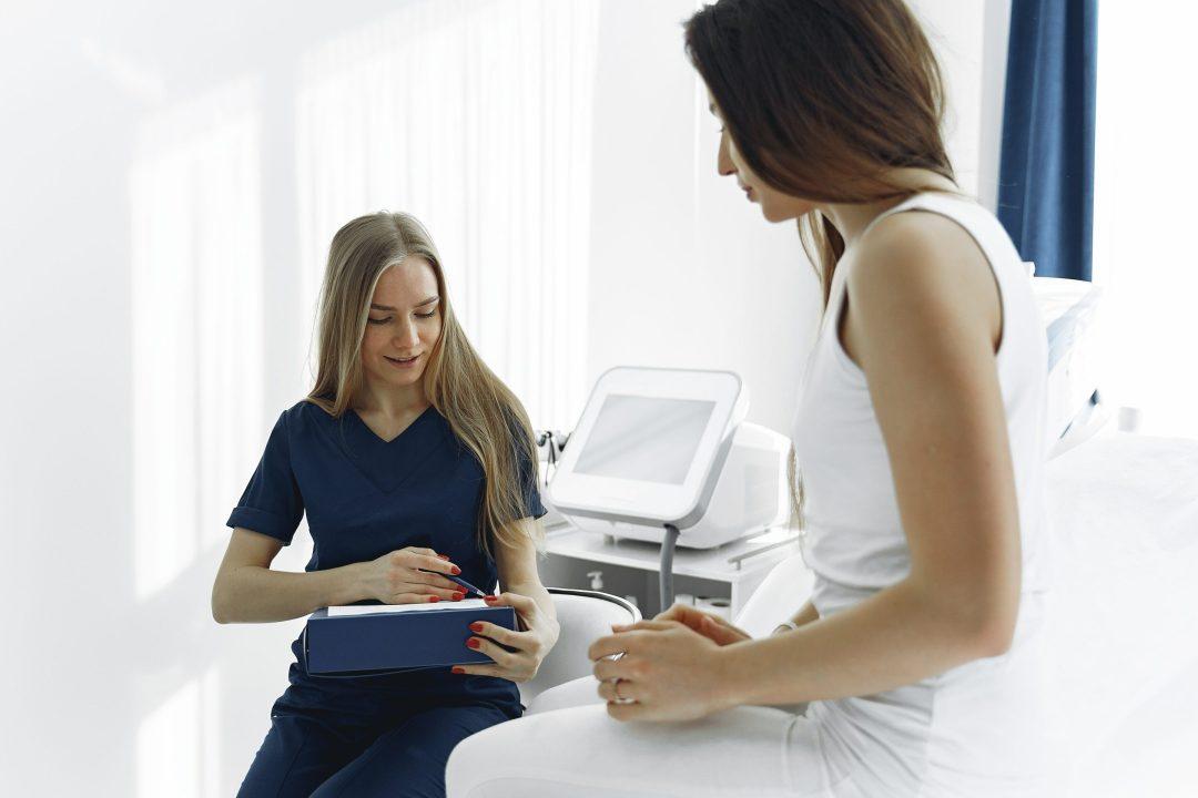 communication patient soigné