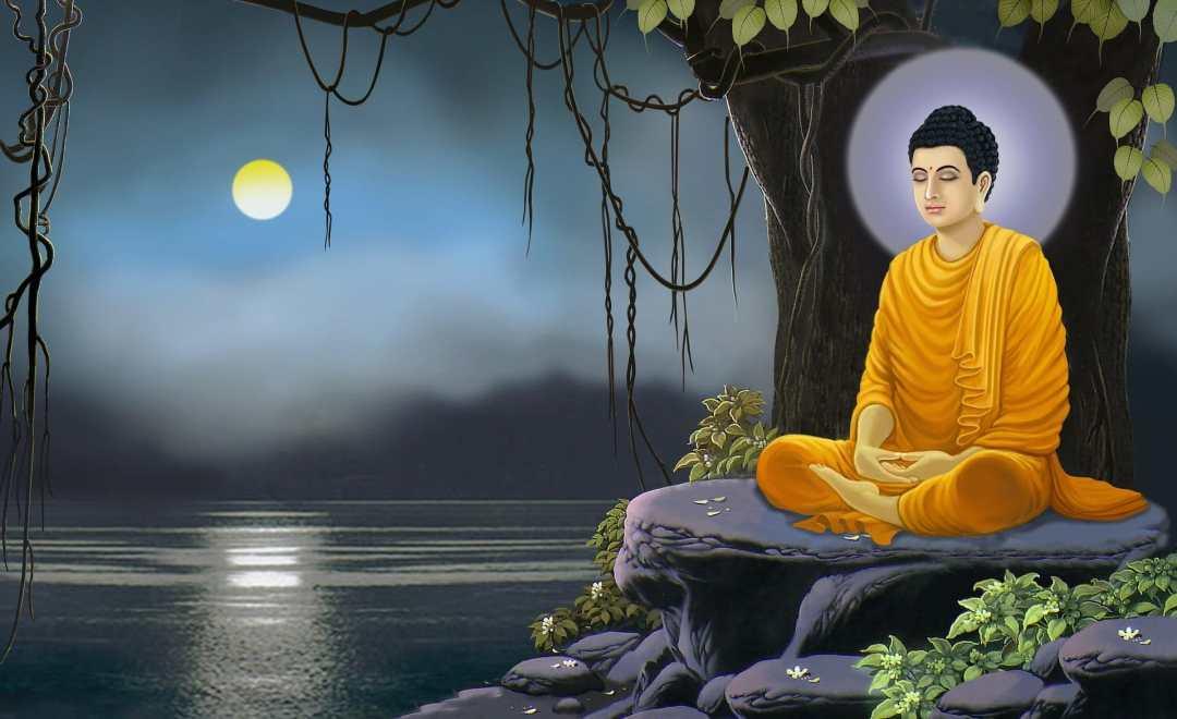 Méditation Vipassana pratiquée par le Bouddha historique
