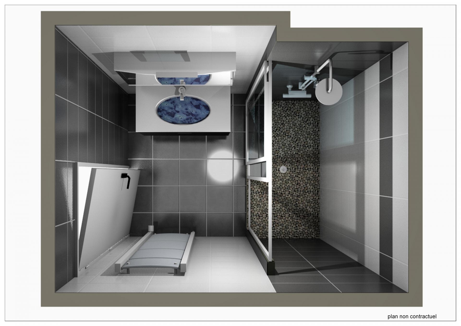Etudes Et Plans Cuisine Salle De Bains