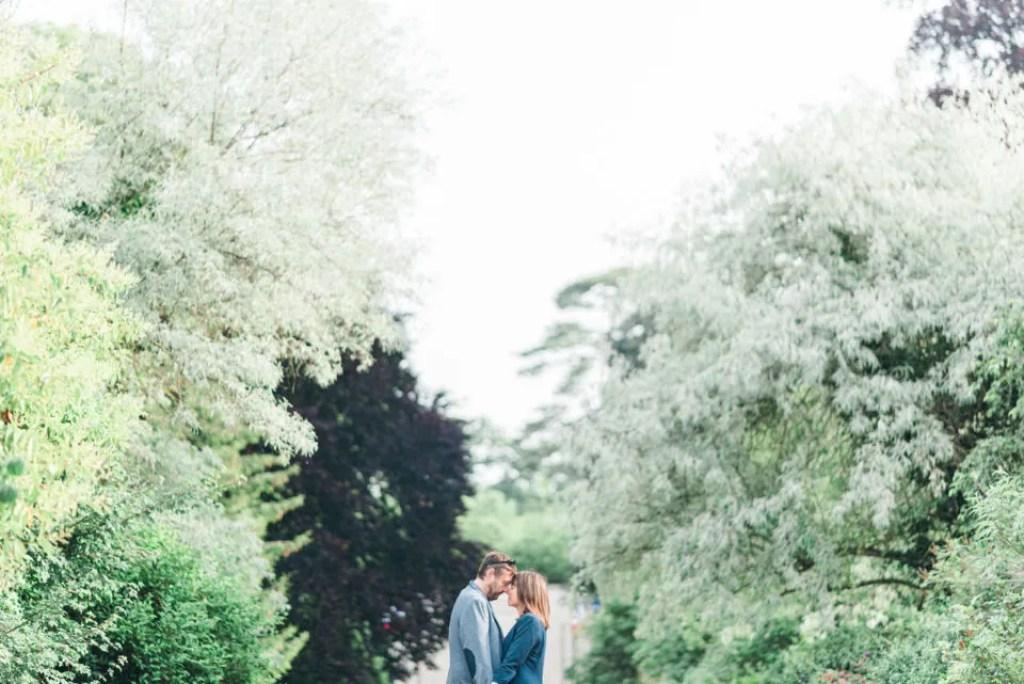 Couple La séance d'engagement Christophe Lefebvre Photographe Yvelines