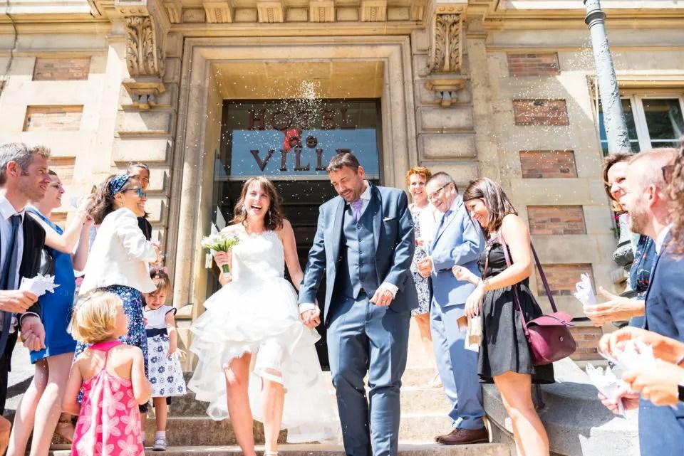 Christophe Lefebvre Photographe mariage sortie mairie maisons laffitte-34