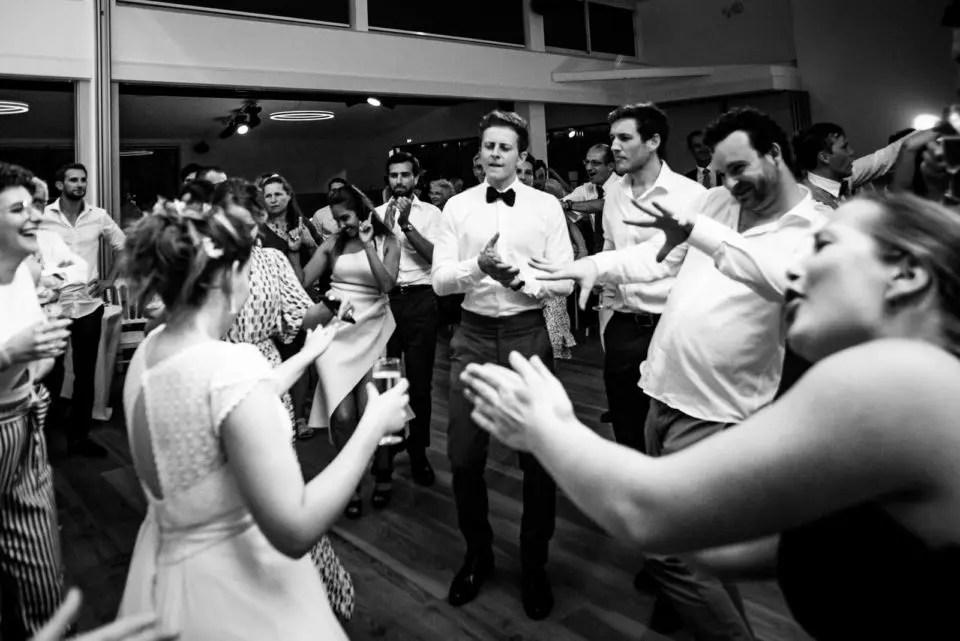La soirée Ouverture de bal première danse Mariage Christophe Lefebvre Photographe