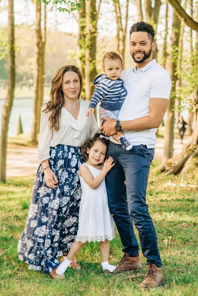Christophe Lefebvre Photographe Maisons-Laffitte Yvelines photos famille