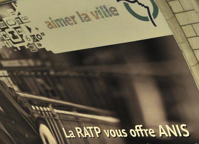RATP anis