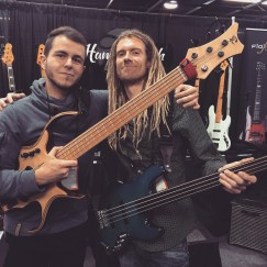 Christopher Bolte with Remco Hendrix