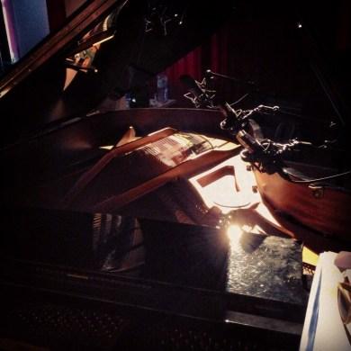 piano setup