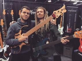 With Remco Hendrix