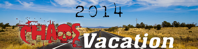 2014 Vacation banner
