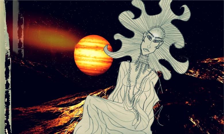 ella de Jupiter