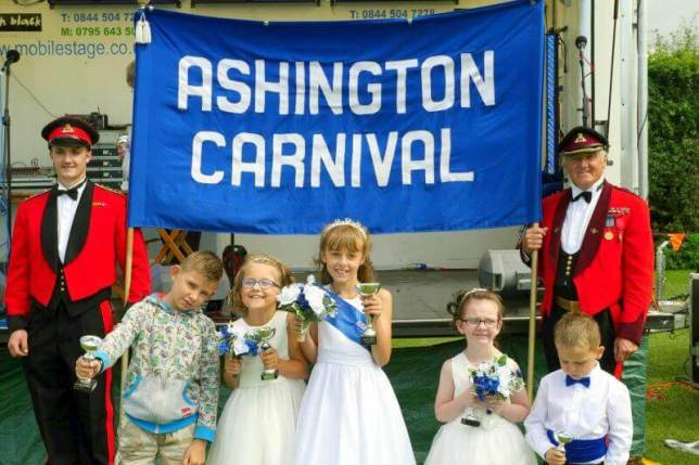Ashington Festival Princess