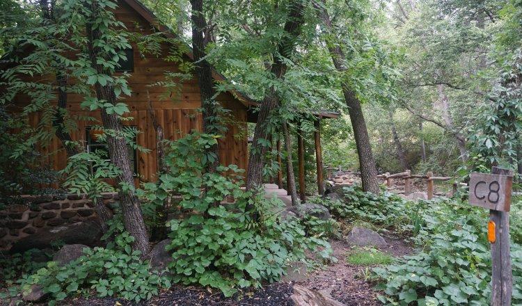 Pioneer's Cabin in Christopher Creek AZ