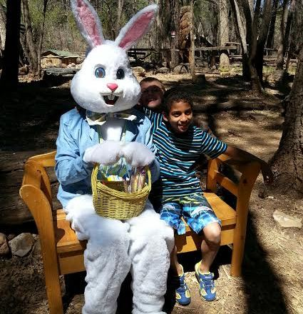 Easter in Christopher Creek