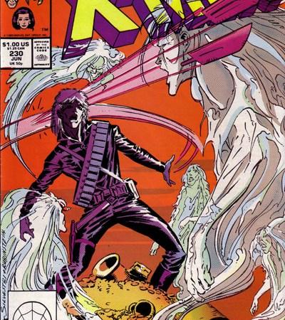 Uncanny X-Men #230 In 10 Panels Or Less