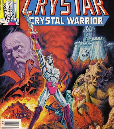 The Sundered Throne, or The Saga Of Crystar Crystal Warrior #1… In 10 Panels Or Less