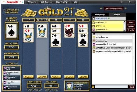 Gold 21