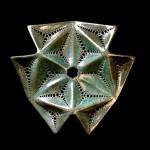 #112. Diatom A, 3″ x 12″