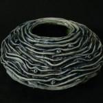 #19. Ikebana Vase, 3″ x 7″