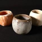 #79. 3 sets of sake cups