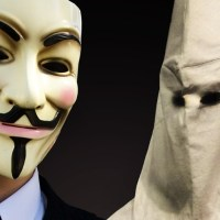 The KKK is Anonymous is the KKK