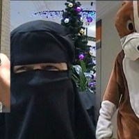 Keep the burqa out of banks