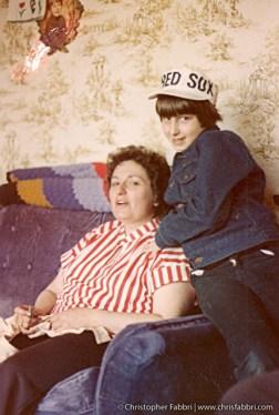 1984 with my ma