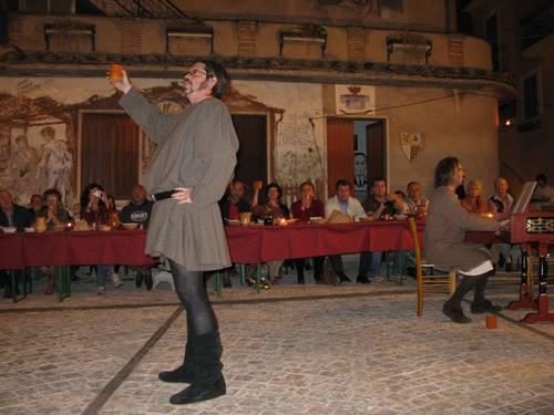Cena Rinascimentale (Art Monastery) Calvi dell'Umbria