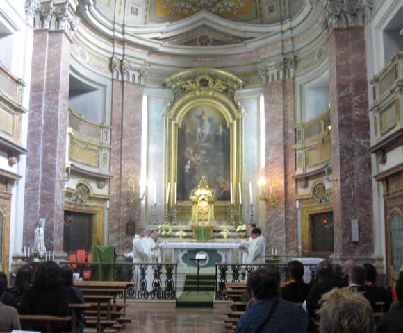 S. Pancraziovespers, Calvi dell'Umbria
