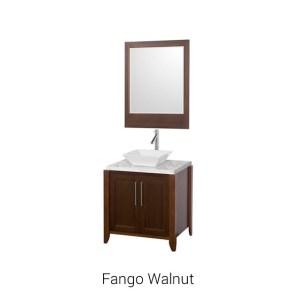 The Christopher Grubb Collection Fango Walnut Vanity