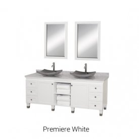 Premiere White | Available Sizes: 36″, 48″, 72″